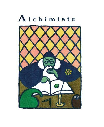 Alchimiste par Lucien Laforge