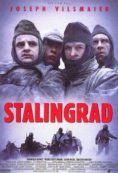 Stalingrad de Joseph Vilsmaier l'affiche