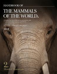 Le volume deux de l'encylopédie des mammifères aux éditions du Lynx juillet 2011