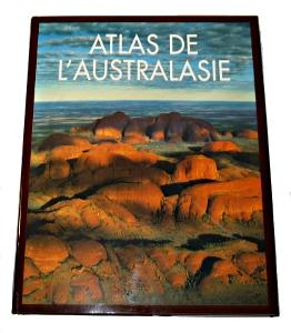Atlas de l'australasie aux éditions du Fanal