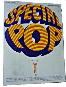 Couverture du numéro de Spécial Pop en 1967