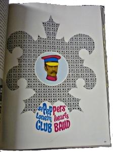 Spécial Pop design pour Sergent Peppers des Beatles