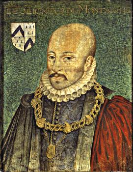 Montaigne par Daniel Dumonstier (1574–1646)