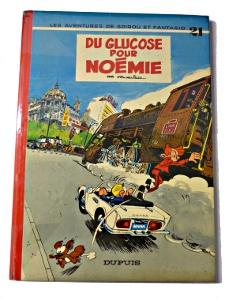 Du Glucose pour Noémie par Fournier (1971)