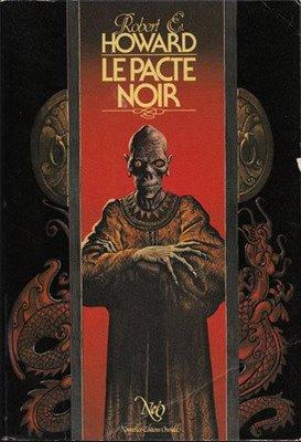 Le pacte, couverture de Nicollet aux éditions Néo