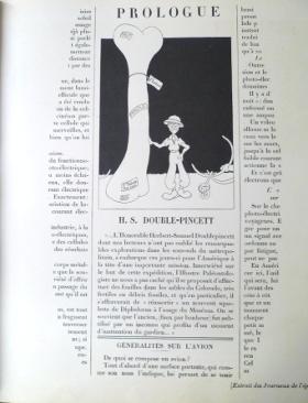 Prologue à la parade des Diplodocus par Samivel
