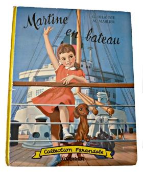Martine en Bateau, 1961