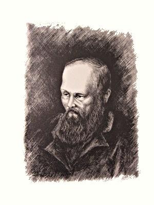 Dostoïevski par Grekoff