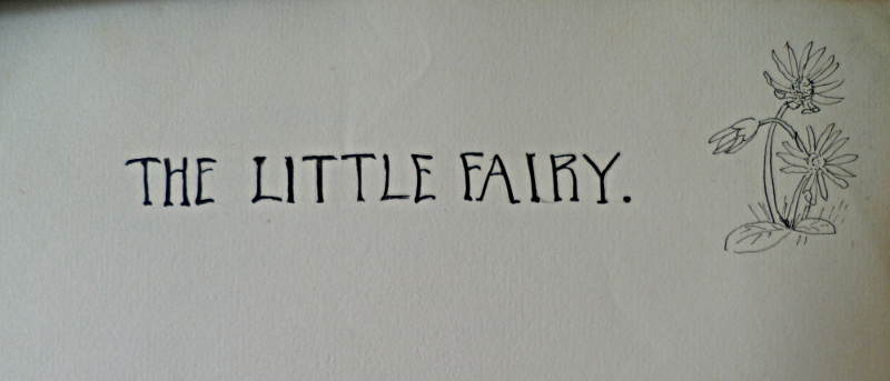 The little fairy titre