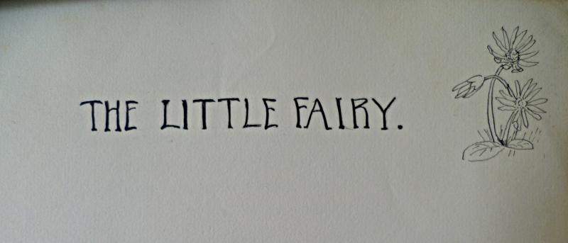 The little fairy titre