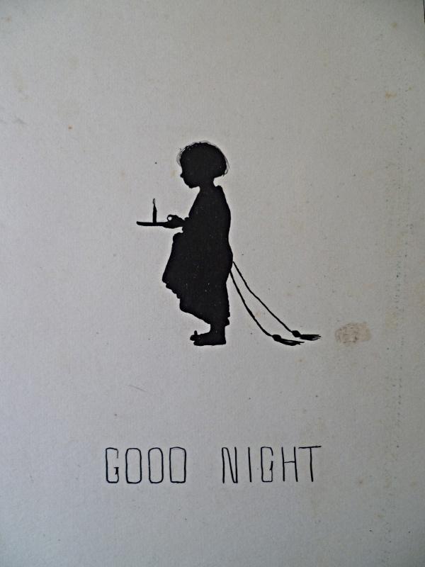 Titre en ombre : Goog Night