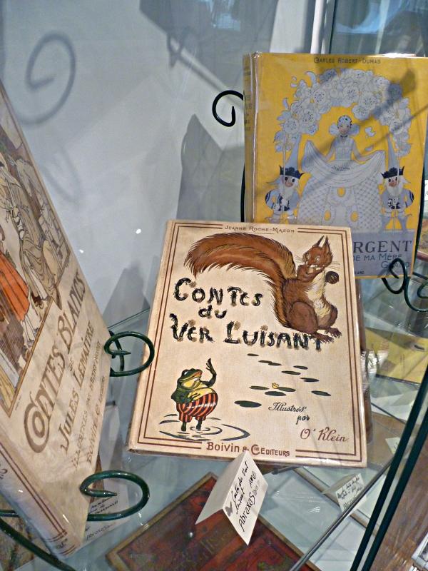 Contes du ver Luisant