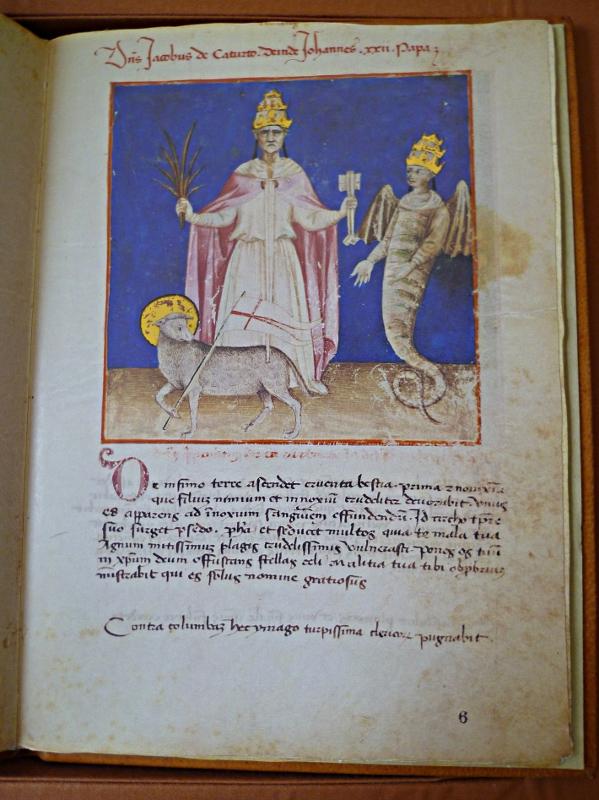 Miniature pour le manuscrit Vat. Ross. 374
