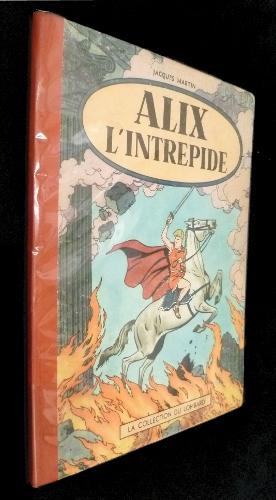 Alix l'intrépide, édition originale, Jacques Martin, Le Lombard, 1956