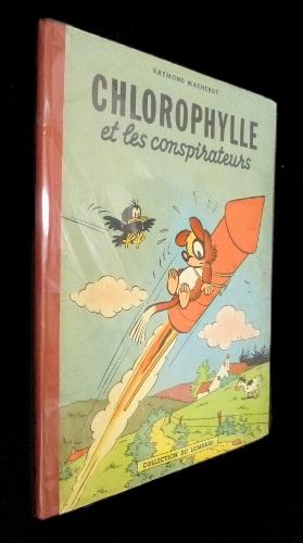 Chlorophylle et les conspirateurs, Lombard, Raymond Macherot, 1956
