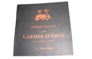 Georges Bataille, édité par Jean Jacques Pauvert