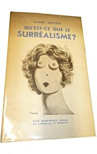 qu-est-ce-que le surréalisme (A.Breton)