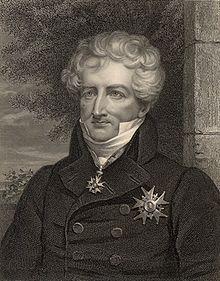 George Cuvier par James Thomson