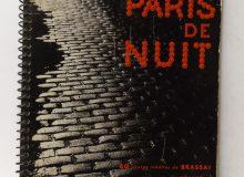«Paris de Nuit» immortalisée par Brassaï et Morand (1933)