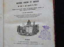 Le Livre de Glace ou Histoire concise et abrégée de tout ce qui regarde la glace (1845)