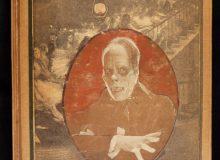 «Le Fantôme de l'Opéra», de Gaston Leroux, avec les photos du film de 1925