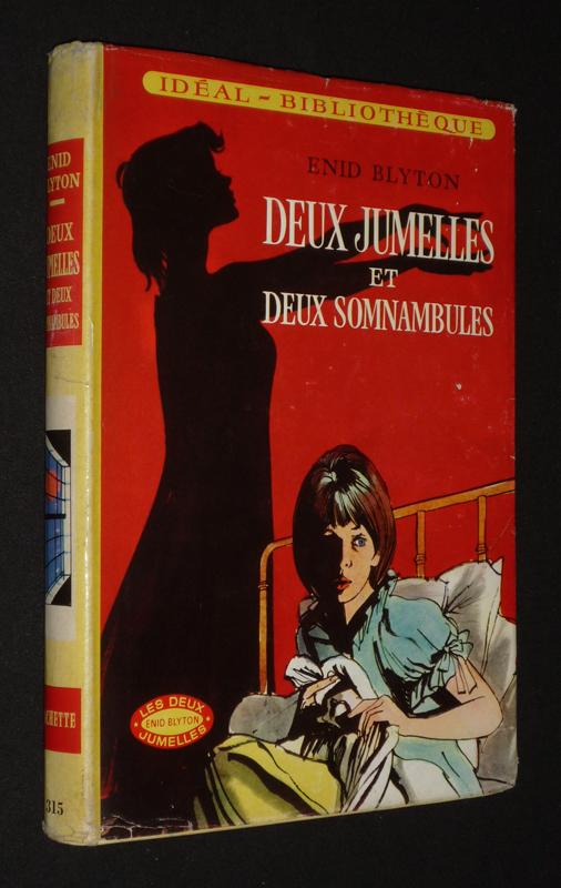 Deux jumelles et deux somnambules, Blyton Enid, 1966.