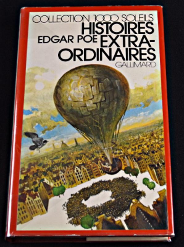 Histoires extraordinaires, Histoires extraordinaires,Edgar Poe, Gallimard, Collection 1000 Soleils