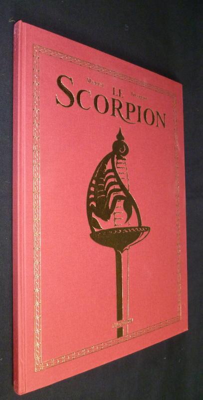 Le scorpion, vol.1, tirage de tête