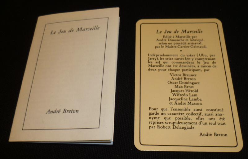 Jeu de Marseille surréaliste