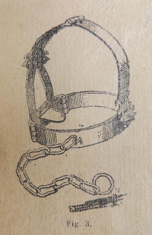 Les muselières pour femmes et autres supplices