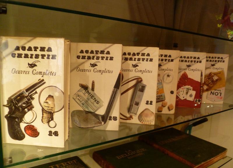 Oeuvres complètes d'Agatha Christie