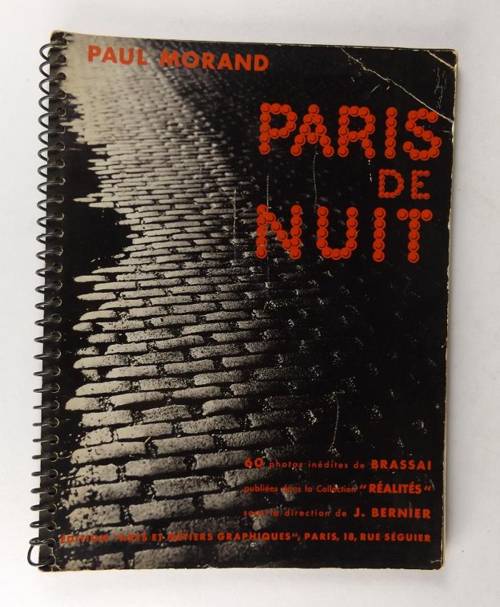 Paris de Nuit (Brassaï et Morand)