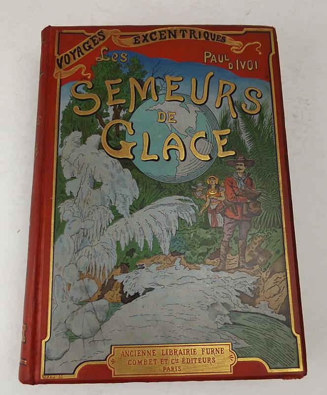 les semeurs de glace plat