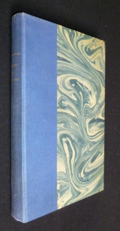 Reliure pour l'édition de L'âme impériale ou l'Agonie de Messaline imprimée en 1929