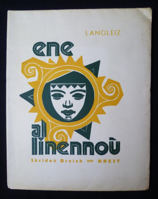 """""""Ene al linennoù"""", Xavier de Langlais """"L'âme des lignes"""""""
