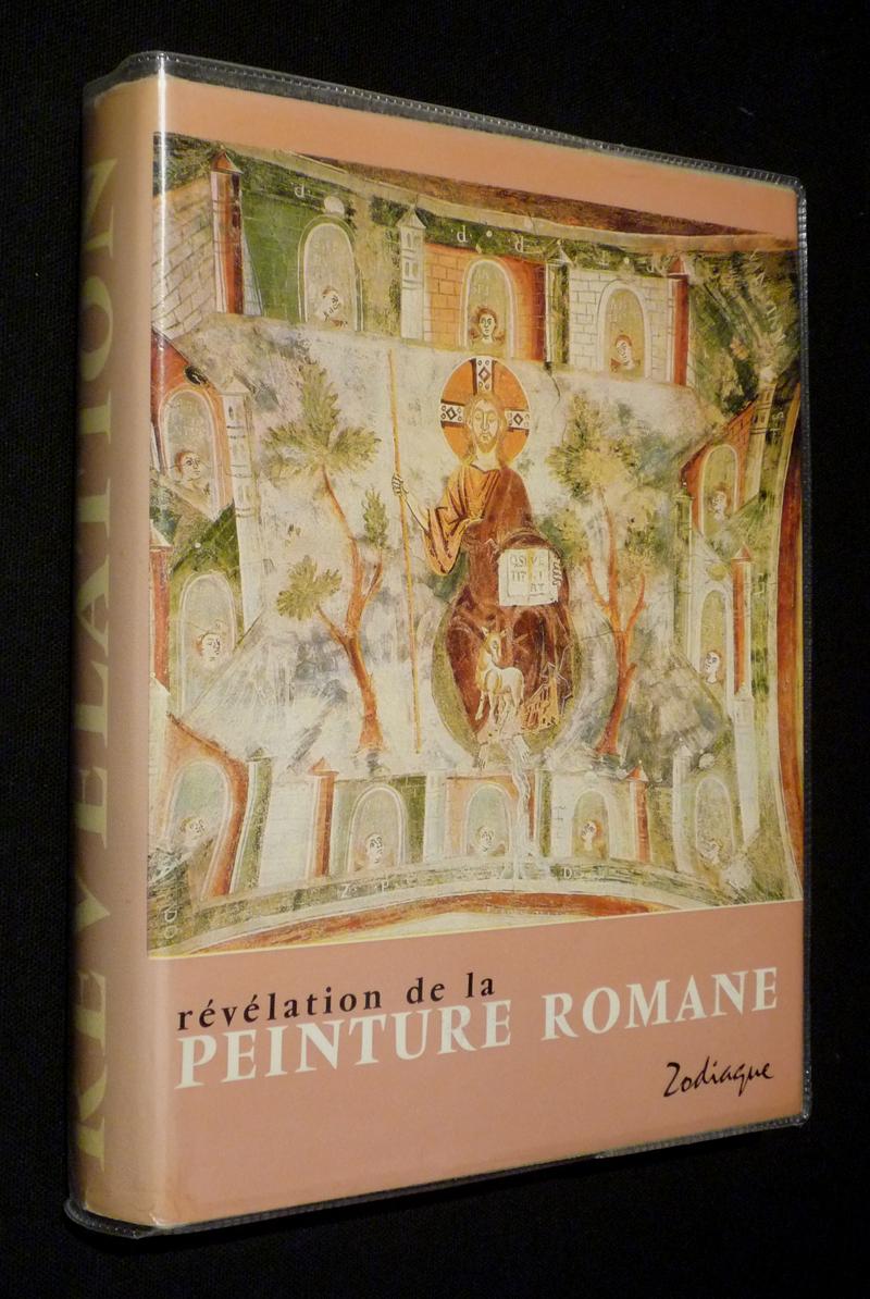Révélation de la peinture romane