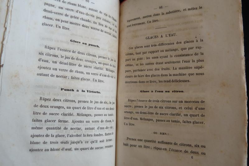 Le livre de glace, Thomas Masters (1845)