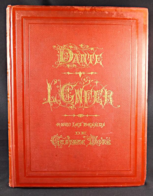 L'Enfer de Dante, illustré par Gustave Doré (1891)
